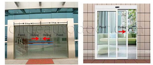 Automatic Sliding Door Closer China Power Sliding Door Closer By